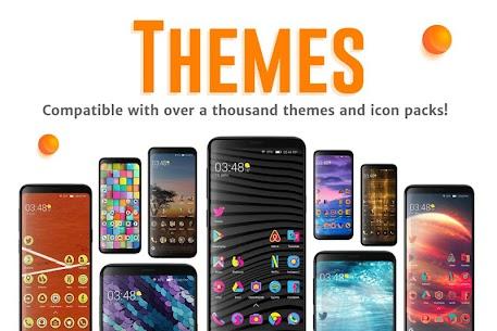 Apolo Launcher: Boost, theme, wallpaper, hide apps 2.0.1 Apk 5