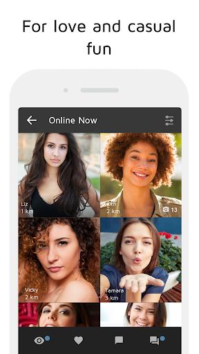 SPICY 🌶 Lesbian Chat & Dating  screenshots 2