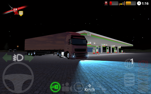 The Road Driver - Truck and Bus Simulator Screenshot