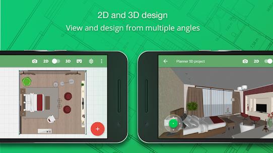 Planner 5D – Home & Interior Design Creator (MOD, Premium) v1.25.2 2