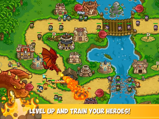 Kingdom Rush Frontiers - Tower Defense Game apktram screenshots 8