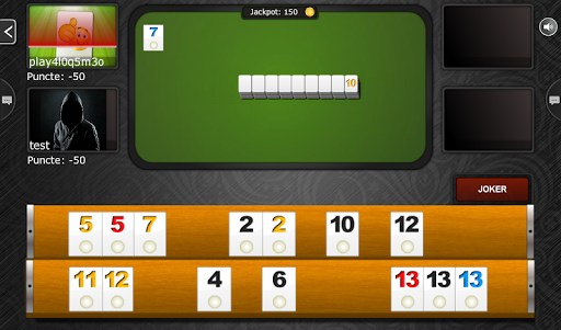 Rummy PRO - Remi Pe Tabla 6.0.4 Screenshots 4