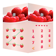 AppLock Theme Raspberry