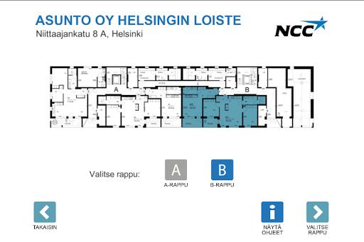 NCC Helsingin Loiste screenshots 1