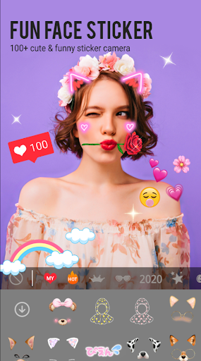 Beauty Sweet Plus - Beauty Camera - Sweet Face 1.49 screenshots 5