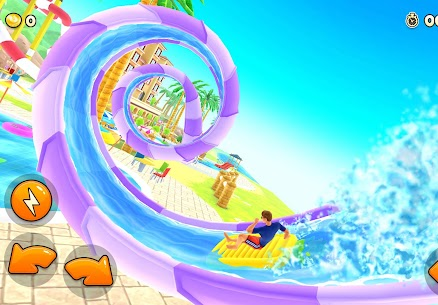 Uphill Rush Water Park Racing MOD APK (Unlimited Gems) 3