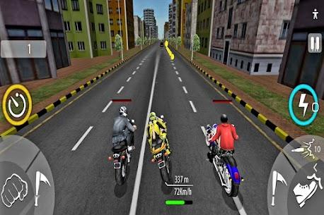 Moto Bike Shooting- Bike Racing Games For Android 2