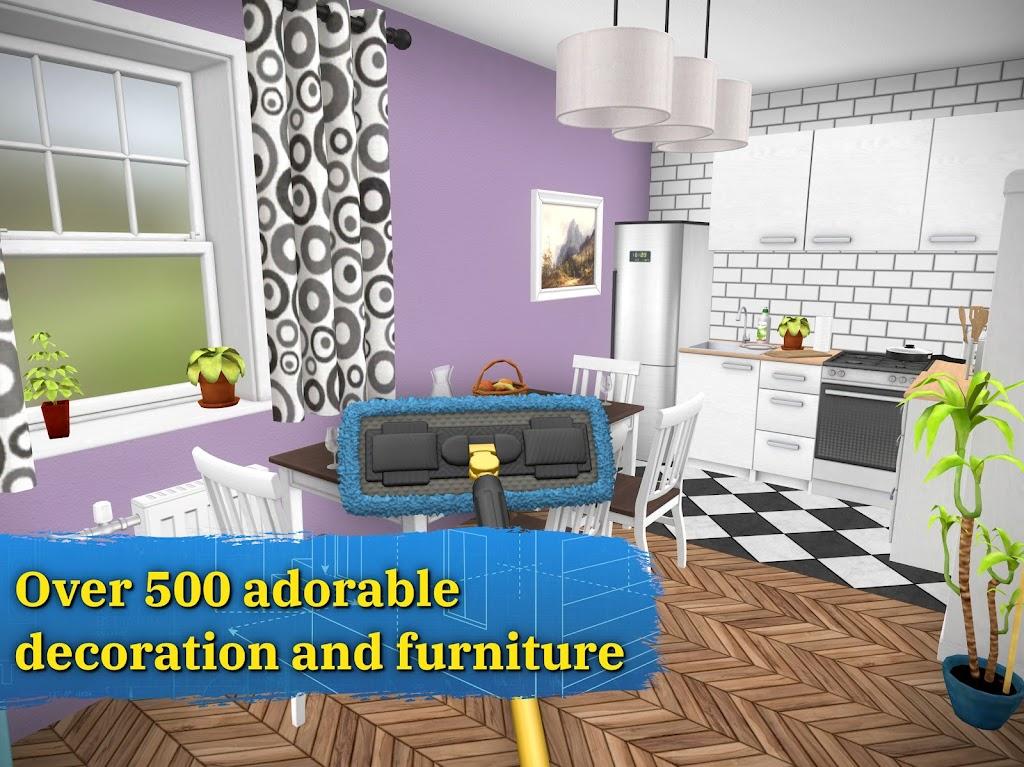 House Flipper: Home Design, Interior Makeover Game  poster 6