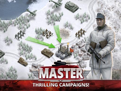 1941 Frozen Front - a WW2 Strategy War Game  screenshots 7