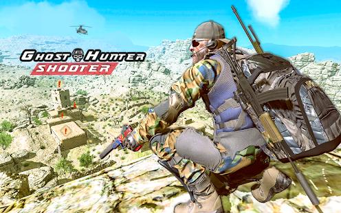 Ghost Hunter Shooter - Shooting Games 1.0 Screenshots 8