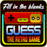 Fill in the Blanks - Guess the Retro Game Quiz APK Icon