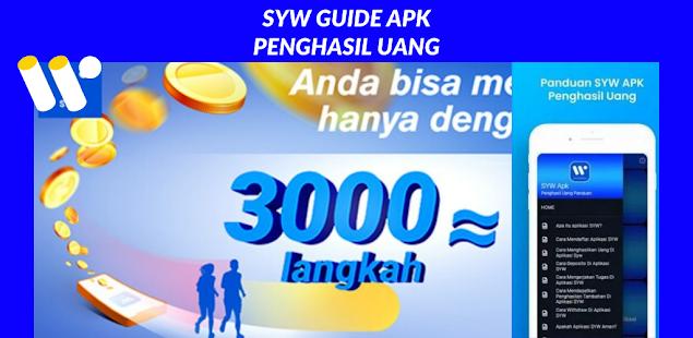 Image For SYW Apk Hints Penghasil Uang Versi 1.0.0 2