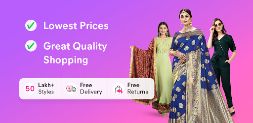 Meesho Online Shopping-Lowest Prices, Best Quality APK 0