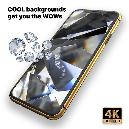Live Wallpapers 4k & HD Backgrounds by WAVE 4.5.5 Screenshots 2