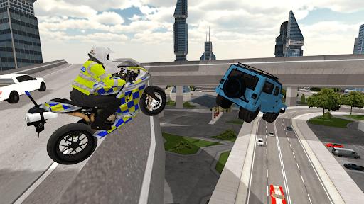 Police Motorbike Simulator 3D screenshots 18