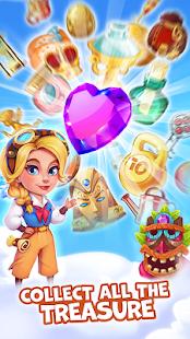 Pirate Treasures - Gems Puzzle 2.0.0.101 Screenshots 6