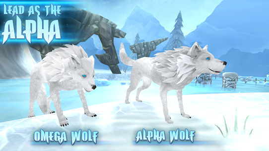 Wolf: The Evolution – Online RPG 1.96 APK with Mod + Data 2