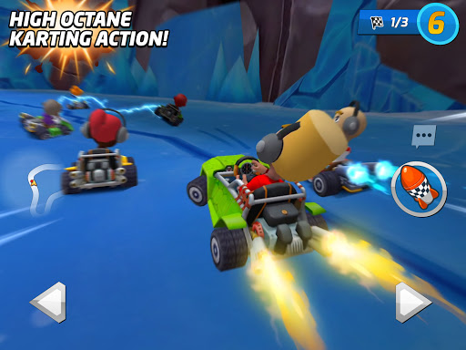 Boom Karts - Multiplayer Kart Racing apkpoly screenshots 11