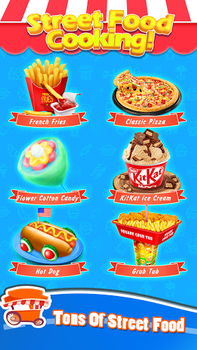 Street Food Stand Cooking Game for Girls 1.5 screenshots 5