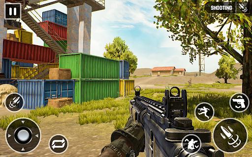 Modern Commando Secret Mission - FPS Shooting Game screenshots 13