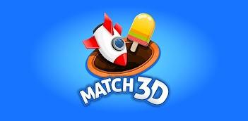 Match 3D - Matching Puzzle Game kostenlos am PC spielen, so geht es!