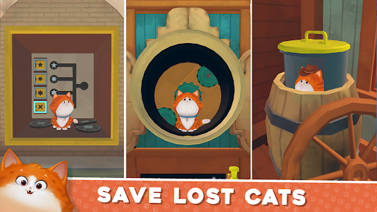 Cats in Time MOD APK 1.3636.2 3