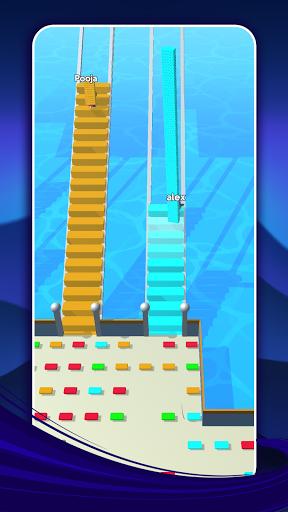 Bridge Run: Stairs Build Competition screenshots 2