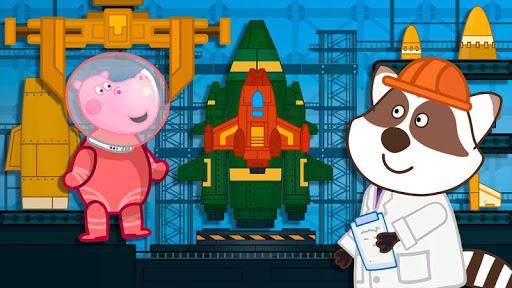 Space for kids. Adventure game apkdebit screenshots 2