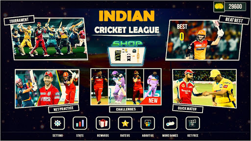 Indian Cricket Premiere League : IPL 2020 Cricket  screenshots 1