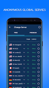 Speed VPN-Fast, Secure, Free Unlimited Proxy 4.0.4 Screenshots 4
