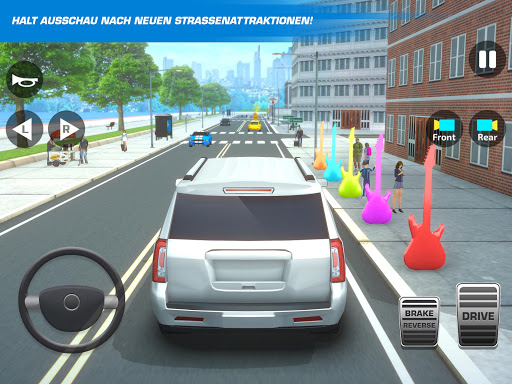 Super High School Bus Simulator und Auto Spiele 3D 2.7 screenshots 24