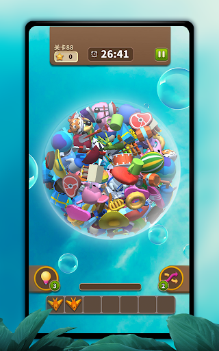 Match Triple Bubble - Match 3D & Master Puzzle  screenshots 23