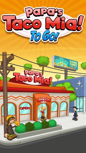 Papa's Taco Mia To Go!  screenshots 1