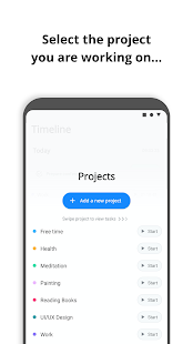Boosted - Productivity & Time Tracker Screenshot