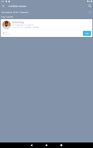 Your Wellbeing Active App screenshot 9