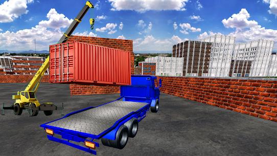 Free City Cargo Truck Driver Transport Simulator 2