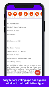 Letter Templates Offline – Letter Writing App MOD APK 5