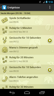 Babyphon (Baby Monitor) Screenshot