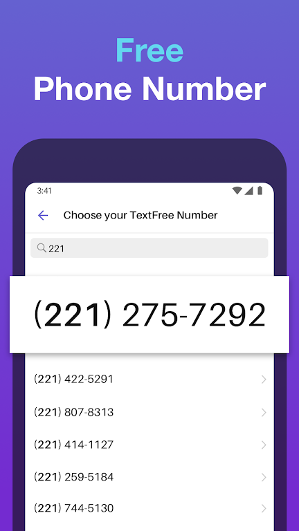 Text Free: Free Text Plus Call  poster 1