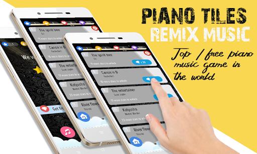 Piano Tiles - Remix Music 15 Screenshots 5