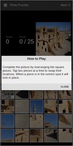 Photo Puzzle 1.3.4 screenshots 6