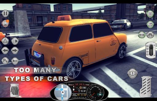 Taxi: Simulator Game 1976 1.0.1 screenshots 14