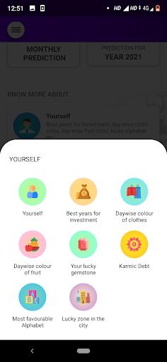 JC Nummerro App - J C Chaudhry Numerologist android2mod screenshots 5