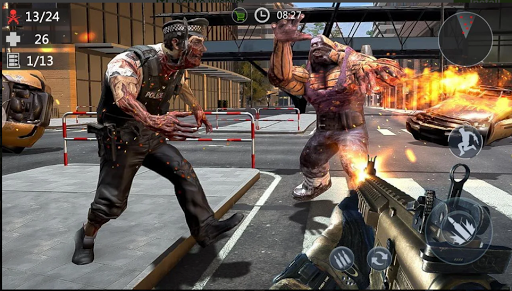 Zombie Critical Strike- New Offline FPS 2020 2.1.1 screenshots 19