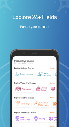 MyCaptain - India's Most Loved Online Courses android2mod screenshots 2