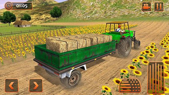 Farm Tractor Cargo Driving Simulator 20 screenshots 12
