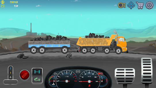 Trucker Real Wheels – Simulator 3