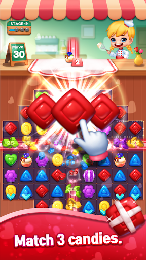 Sweet Candy POP: Cookie Crush 1.3.0 screenshots 1