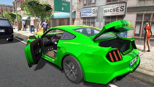 Muscle Car Mustang  screenshots 1