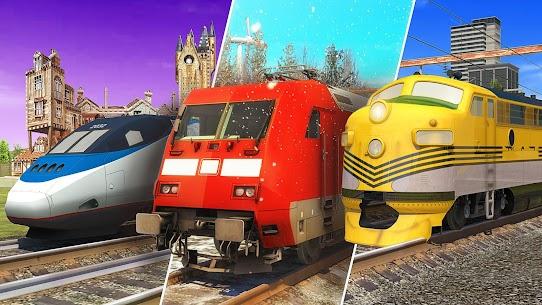 Train Driver 2020 – Mod + Data Download 1